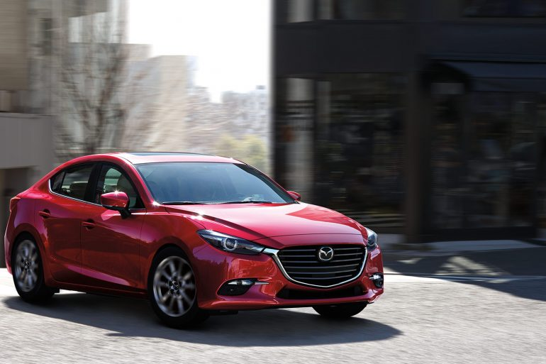 Mazda Brand Sales Figures US