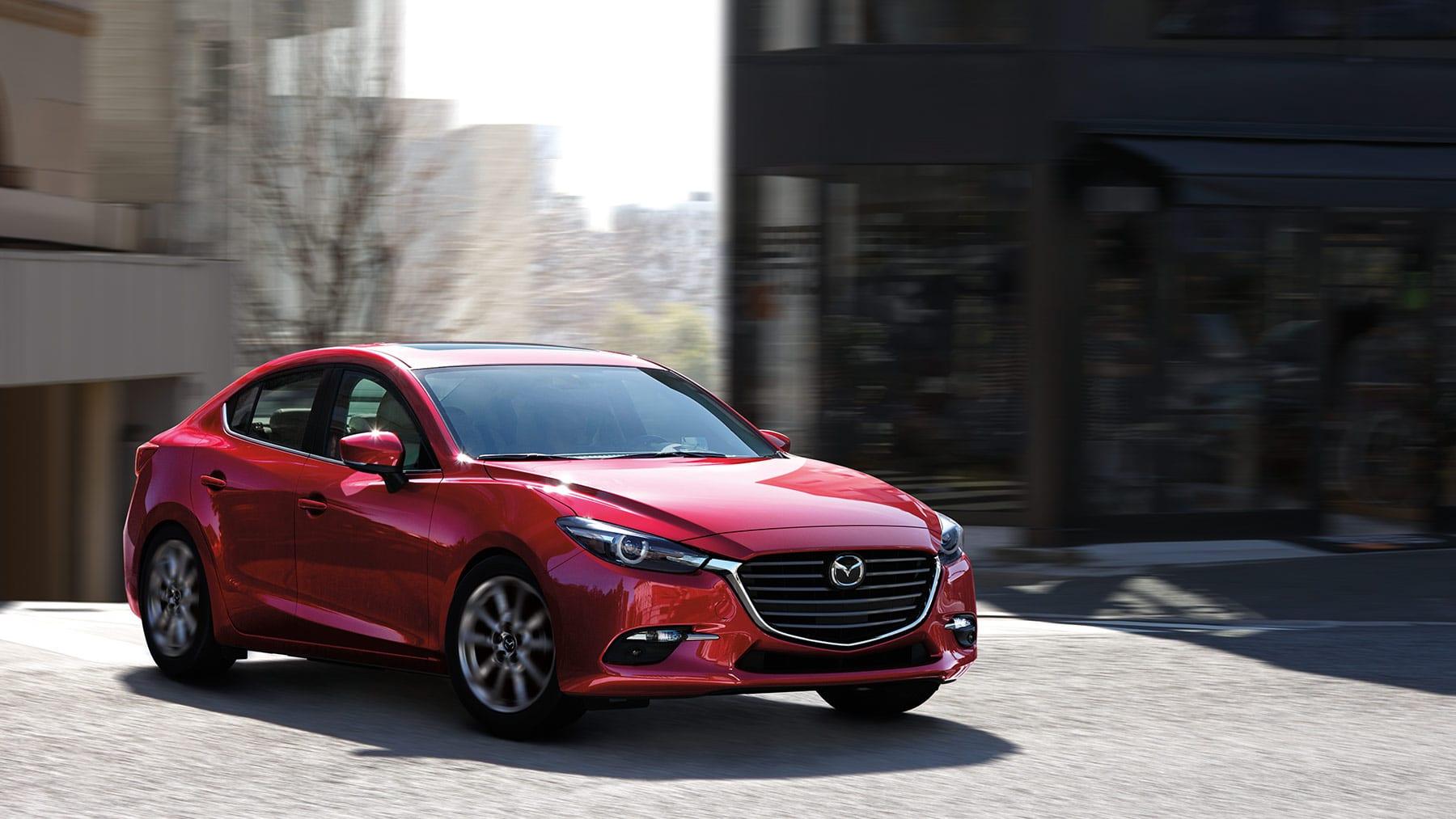 Mazda Brand Sales Figures US
