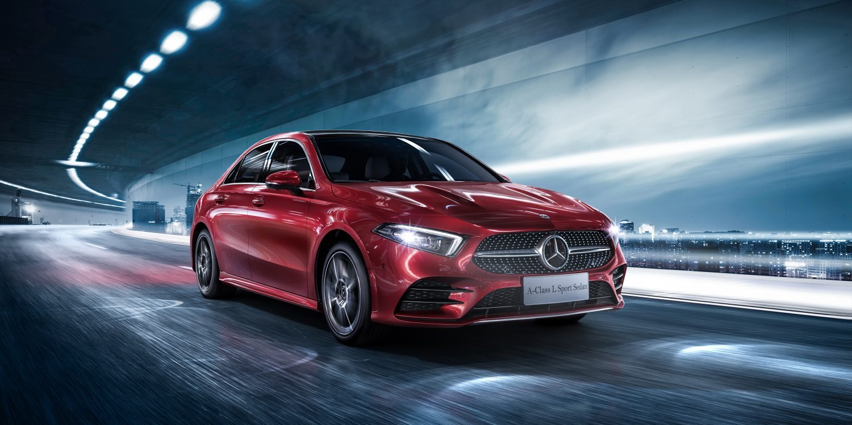US Mercedes-Benz Sales Figures
