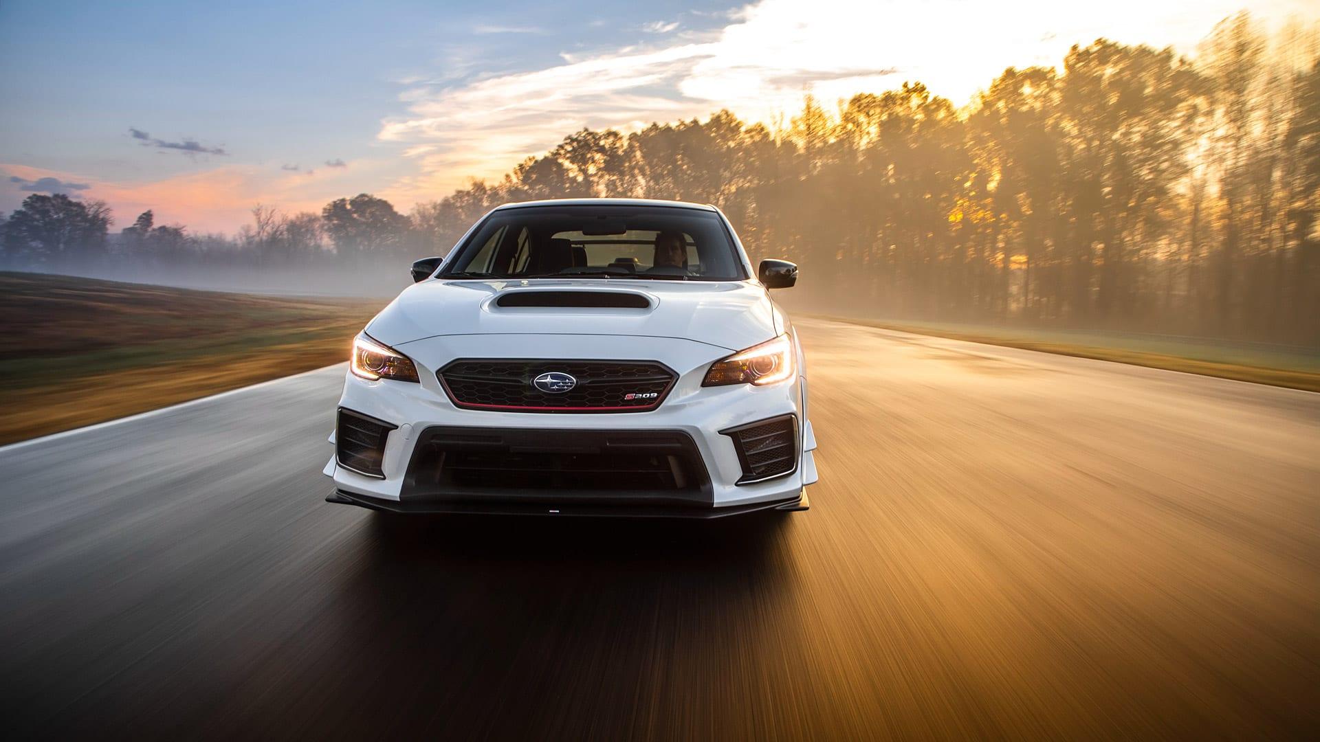US Subaru Sales Figures
