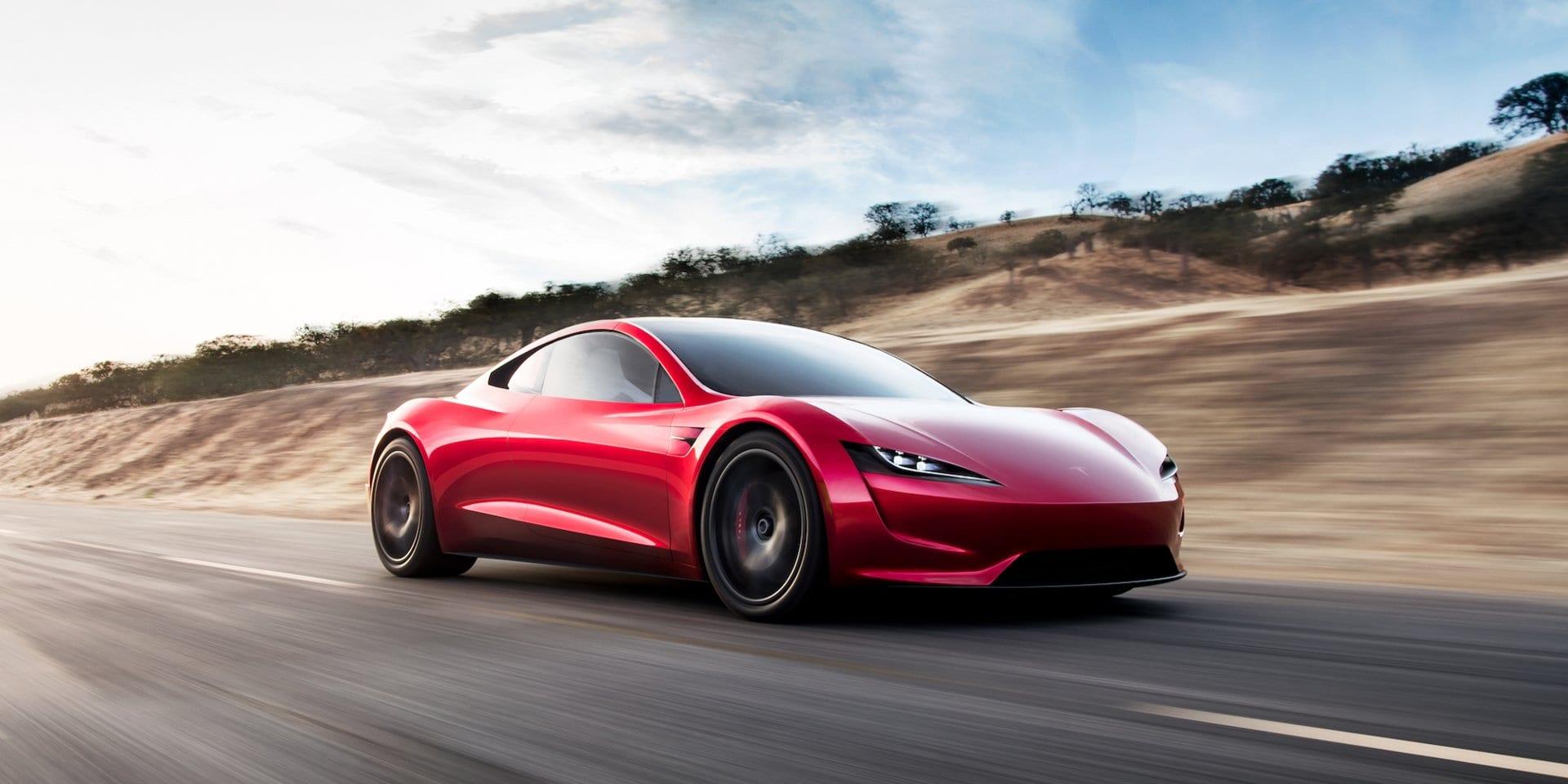 US Tesla Sales Figures