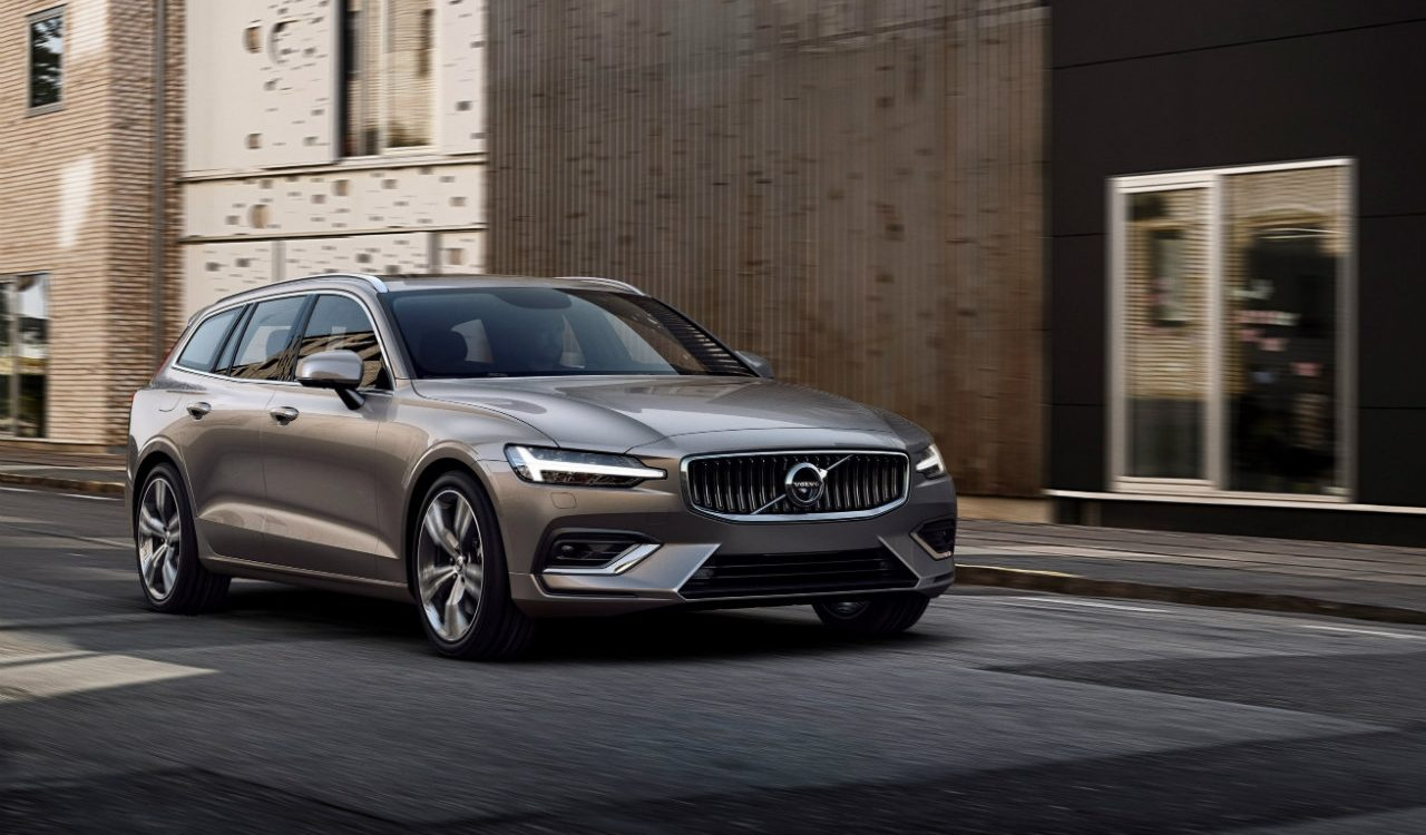 Volvo US Sales Figures