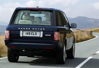 2011 Land Rover Range Rover blue