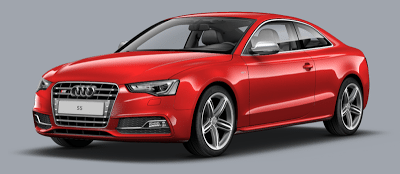 2013 Audi S5 Coupe Misano Red