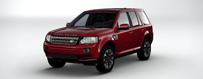 2013 Land Rover LR2 HSE firenze red