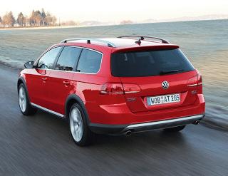 2013 Volkswagen Passat Alltrack