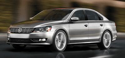 2013 Volkswagen Passat grey
