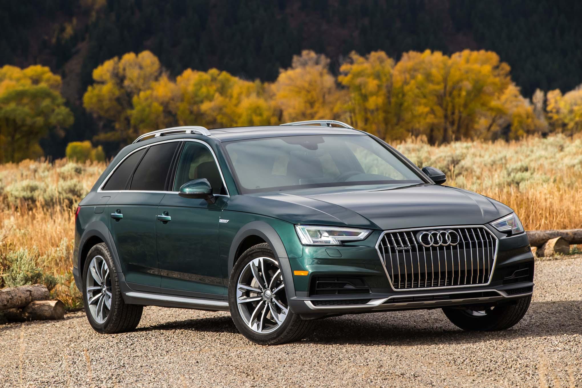 Audi A4 Allroad Sales Reports