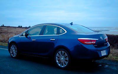 2013 Buick Verano Turbo Luxo Blue Metallic