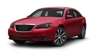 2013 Chrysler 200 S Deep Cherry Red