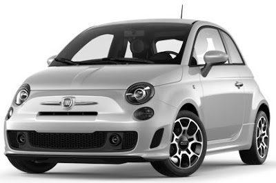 2013 Fiat 500 Turbo