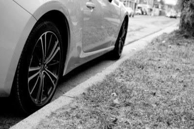 2013 Subaru BRZ wheels
