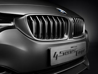 2014 BMW 4-Series Coupe Concept Grille