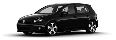 2013 Volkswagen Golf GTI Detroit alloys