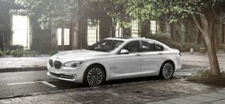 2013 BMW 750i Mineral White