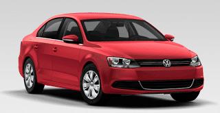 2013 Volkswagen Jetta Tornado Red