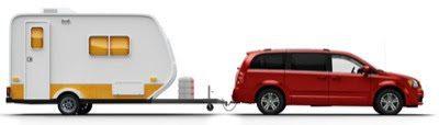 2013 Dodge Grand Caravan Trailer Towing