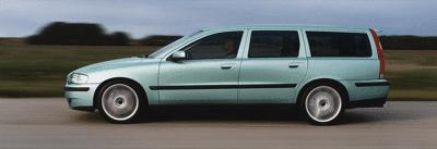 2003 Volvo V70 R