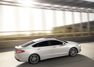 2013 Ford Fusion Titanium Platinum