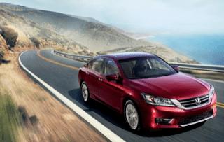 2013 Honda Accord alabaster red