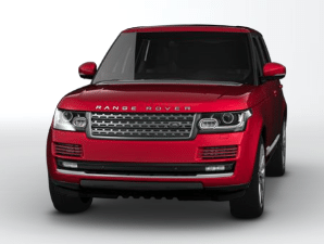 2013 Land Rover Range Rover Red