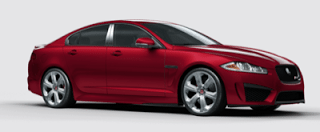 2014 Jaguar XFR-S italian racing red