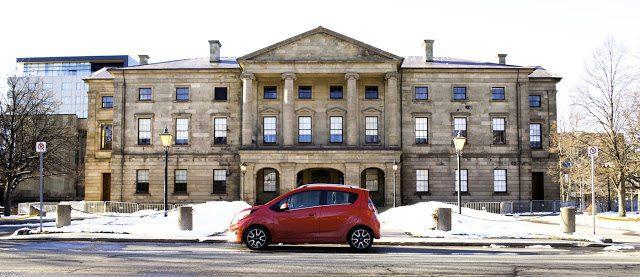 2013 Chevrolet Spark Province House in Charlottetown PEI