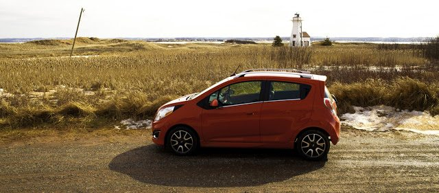 2013 Chevrolet Spark New London Bay Lightouse Cape Road