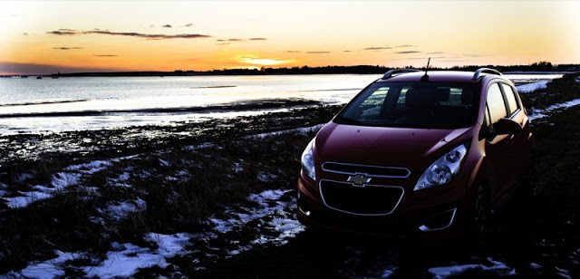 2013 Chevrolet Spark sunset Victoria-By-The-Sea, PEI