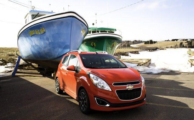 2013 Chevrolet Spark New London, PEI