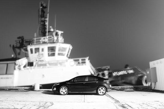 2013 Chevrolet Volt Atlantic Oak tugboat