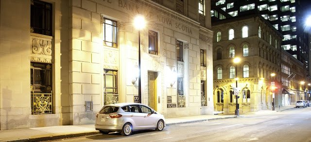 2013 Ford C-Max Hybrid SEL Bank Of Nova Scotia