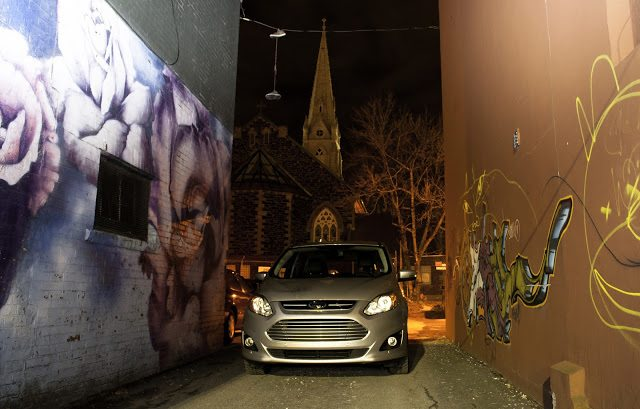 2013 Ford C-Max Hybrid SEL St. Mary's Basilica