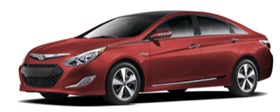 2013 Hyundai Sonata Hybrid venetian red pearl