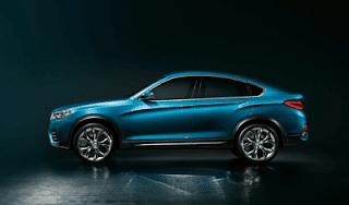 2013 BMW X4 Concept