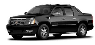 2013 Cadillac Escalade EXT black