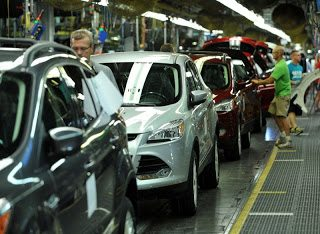 2013 Ford Escape Assembly Plant Louisville Kentucky