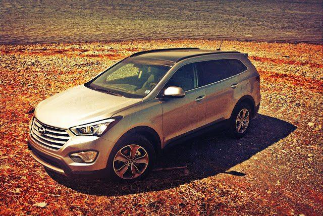 2013 Hyundai Santa Fe XL Luxury Rainbow Haven