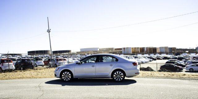 2013 Volkswagen Jetta Turbo Hybrid Autoport Nova Scotia