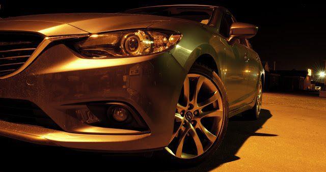 2014 Mazda 6 19 inch wheel