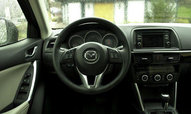 2014 Mazda CX5 GT Interior