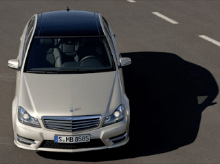2012 Mercedes-Benz C-Class sedan beige
