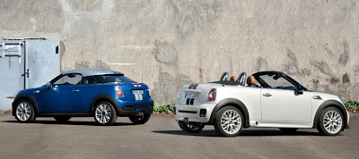 2013 Mini Roadster Mini Coupe