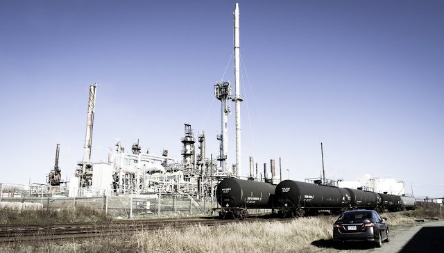 2013 Nissan Sentra SV SR Imperial Oil Dartmouth refinery