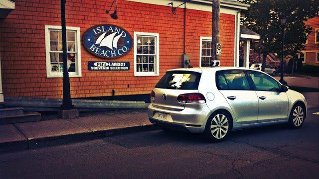 2013 VW Golf TDI Wolfsburg Island Beach Company