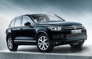 2013 Volkswagen Touareg Edition X