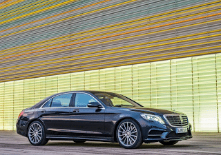 2014 Mercedes-Benz S-Class W222