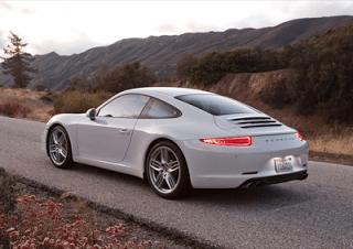 2013 Porsche 911 Carrera S white