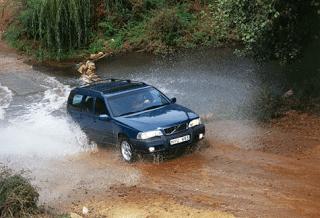 1997 Volvo V70XC CrossCountry
