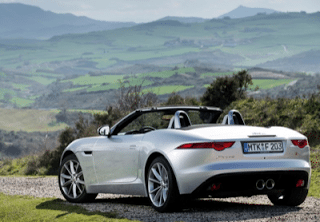 2014 Jaguar F-Type V6 S grey